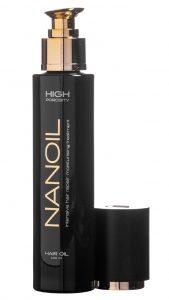 Nanoil - das beste Öl für Ihre Haare