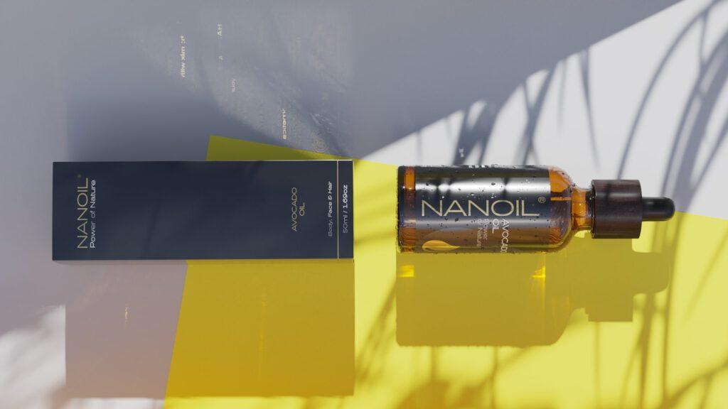 Avocadoöl von Nanoil für Haut und Haar